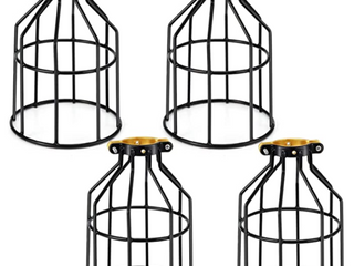 Kohree Metal Bulb Guard Cage Only Pack of 4