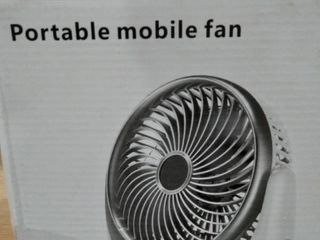 Portable Battery Operated Mobile Fan