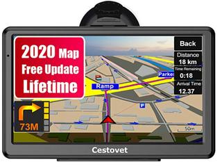 Car GPS Navigation 7 Inch HD