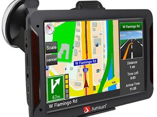GPS Car Navigation 7