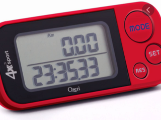 4x Sport Digital Pedometer