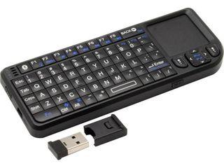 VisionTek Candyboard Bluetooth Mini Keyboard  Black