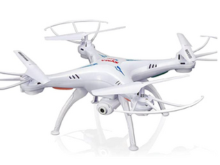 Syma Fpv Real Time X5SW V3 4 Channel Remote Control Quadcopter
