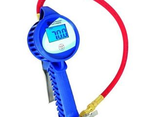 Astro Pneumatic 3018 3 1 2 Inch Digital Tire Inflator with Hose