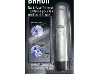 Braun Ear and Nose Hair Trimmer