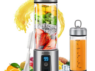 Ahnr Portable Electric Juicer