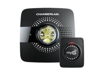 Myq Smart Garage Door Opener Chamberlain Wireless And Wi fi  myq g0301 e