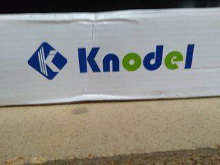 Knodel Office Desk Mat Office 15 7    light Blue Silver