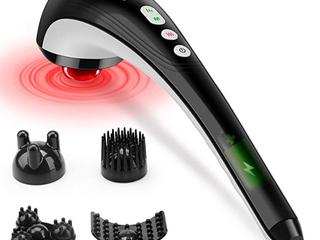Snailax Cordless Handheld Massager For Full Body