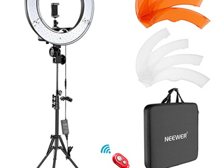 lED Ring light W  Tripod For Samsung Huawei Iphone