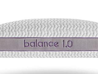 Bedgear Balance Performance Pillow   Temperature Neutral   Removable Washable