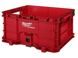 CRATE TOOl STOR RED 16X13X9IN