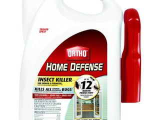 Ortho Home Defense Insect Killer for Indoor   Perimeter2 Ready To Use  1 gal