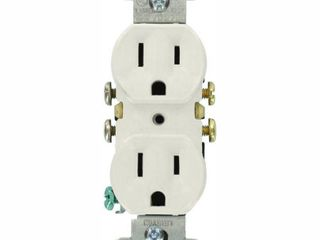 standard white outlets 10 PK