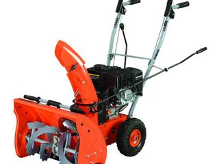 Yardmax 2 Stage Snow Blower 22 in