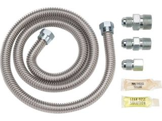 GE 48 IN  UNIVERSAl GAS DRYER INSTAll KIT