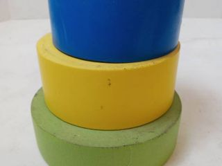 Rolls of Different Colored Painters Tape Qty 3