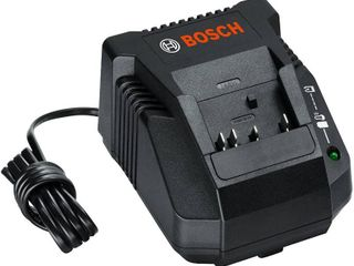 BOSCH BC660 18 volt lithium Ion Battery Charger  Black  12 50 Inch x 9 40 Inch x 3 40 Inch
