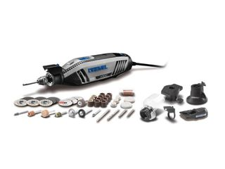 Dremel 4300 5 40 High Performance Rotary Tool Kit with 5 Attachments and 40 Accessories
