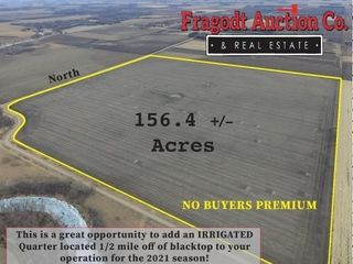 156.4 +/- Acres Location: Big Bend Township, Chippewa County