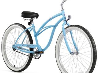 Firmstrong Women s Urban lady 26  Cruiser Bike   Blue   Not Inspected