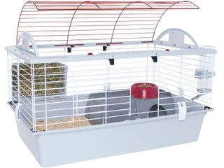 living World Deluxe Habitat Rabbit Cage   Xl   Not Inspected