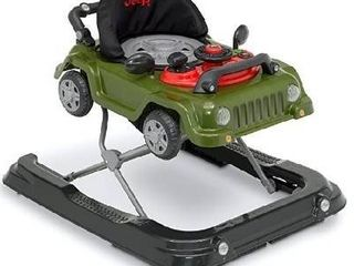 Jeep Classic Wrangler 3 in 1 Grow With Me Walker  Anniversary Green