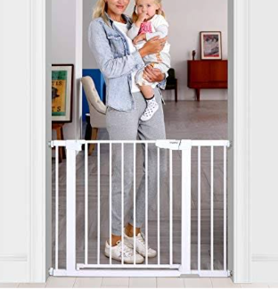 Cumber Baby Safety Gate   Not Inspected