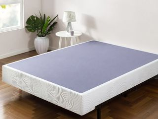 9in Smart Box Spring Mattress Foundation   Cali King