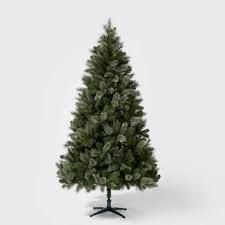 7 5ft Unlit Artificial Christmas Tree