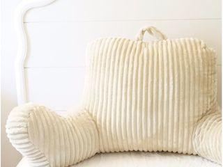 Hug Me Microfiber Pillow Almond