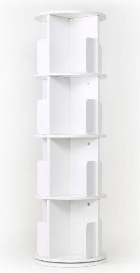 Creative 360 Angle Rotating Bookcase