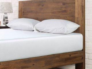 Carbon loft Sollano Pine Wood Platform Bed  Full  Retail 389 49