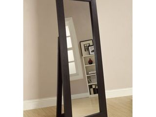 Coaster Company Cappuccino Beveled Floor Mirror  Retail 395 49