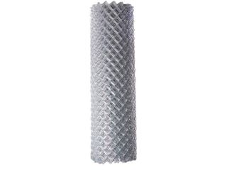 AlEKO Galvanized Steel 6 X 50 Feet Chain link Fence Fabric  12 5 AW Gauge  Retail 174 49