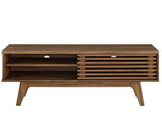48  Render TV Stand Walnut   Modway
