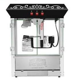 Great Northern 10 oz Perfect Countertop Style Popcorn Machine   10 oz   10 oz  Retail 229 98