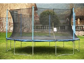 AirBound 16  Round Trampoline with Safety Enclosure