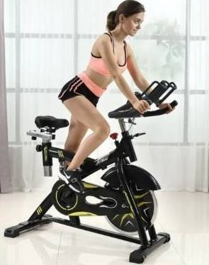 Ainfox Exercise Bike Trainer Professional Indoor Cycling  Retail 402 49