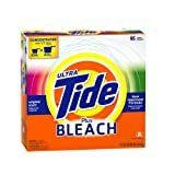 Tide Ultra Plus Bleach Original Scent Powder  95 loads  171 Ounce
