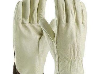 Industrial Gloves Dozen Pasture 100  leather