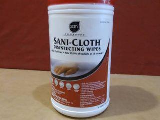 Sani Professional Sani Cloth Disinfecting Wipes 200ct