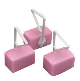 Krystal Bowl  B04 4oz Bowl Blocks Box of 12