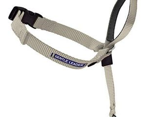 PetSafe Gentle leader Head Collar with Training DVD  MEDIUM 25 60 lBS  FAWN