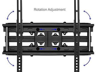 Cheetah Mounts Dual Articulating Arm TV Wall Mount Bracket for 20 65 TVs up to VESA 400 and 115lbs  Mounts on Studs up to 16a and Includes a Twisted Veins 10a HDMI Cable   6a 3 Axis Magnetic Bubble