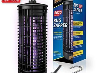 Crio Bug Zapper Indoor and Outdoor   Insects Killer   Fly Trap Outdoor Patio   Insect Killer Zapper   Mosquito Trap   Insect Zapper   Mosquito Attractant Trap   Fly Zapper   Bug Zapper Table Top