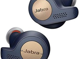 Jabra Elite Active 65t Bluetooth Wireless Earbuds 100 99010002 14 Titanium Black