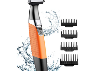 Babacom Trimmer Mens  6 On 1 Machine Cut Hair Professional  Multifunction