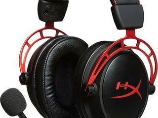 HyperX Cloud Alpha Pro Gaming Headset for PC  PS4   Xbox One  Nintendo Switch