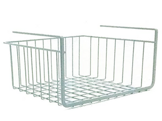 Modern Home 10  Cabinet Wire Hanging Basket in